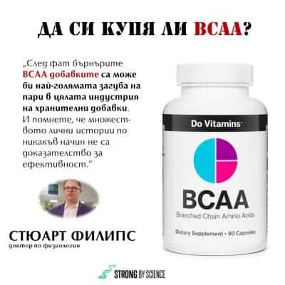 Да си купя ли BCAA?