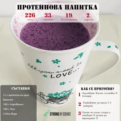Протеинова напитка