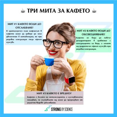 3 мита за кафето
