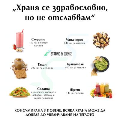 Храня се здравословно, но не отслабвам