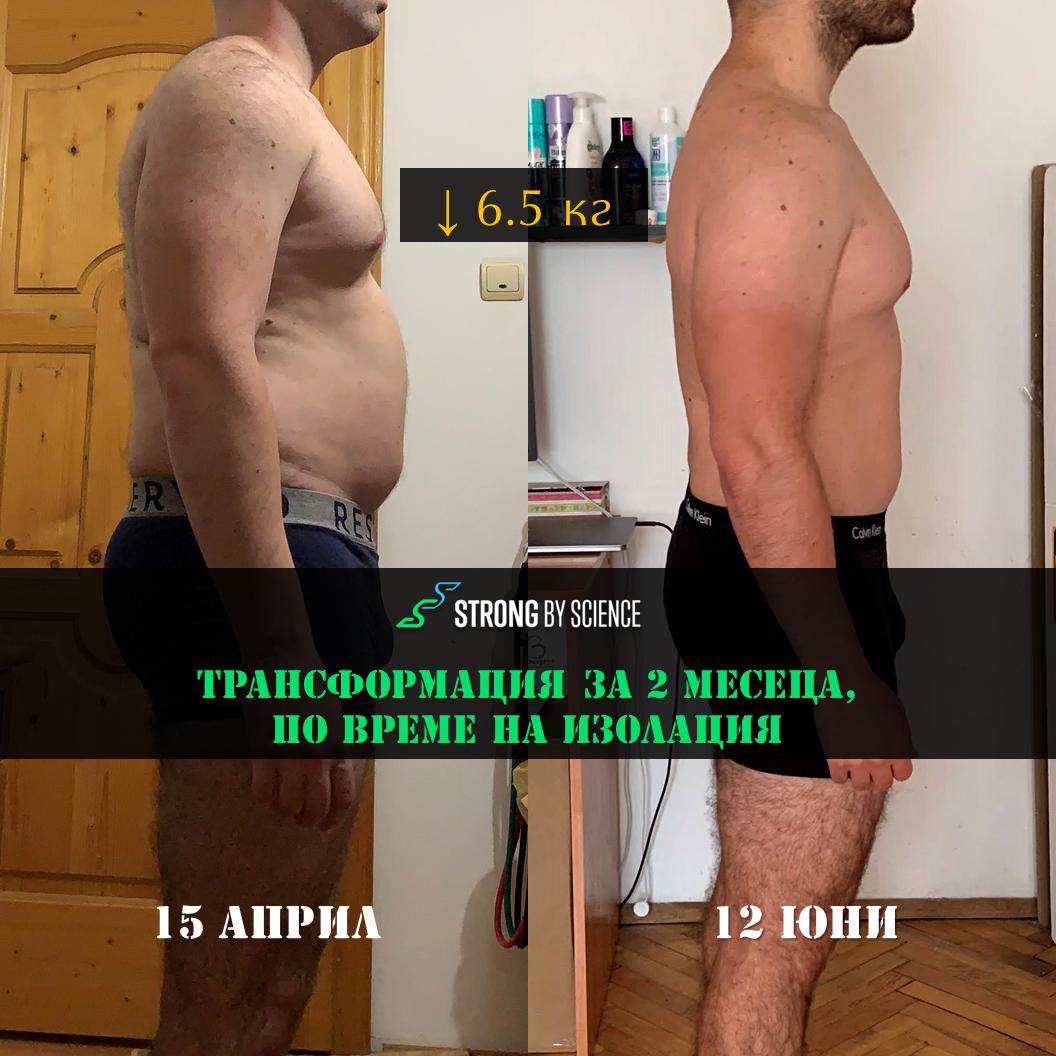 Трансформацията на Калоян